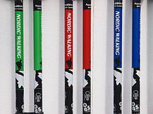 Трекинговые палки Nordic Walking Carbon,карбон,трехсекционные, фото 2
