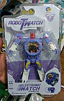 Часы - игрушка трансформер Robot Watch