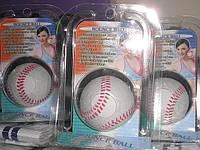 Мяч для метания 70г бейсбольный