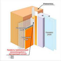 Baumit Примыкающий профиль для оконных и дверных откосов с сеткой