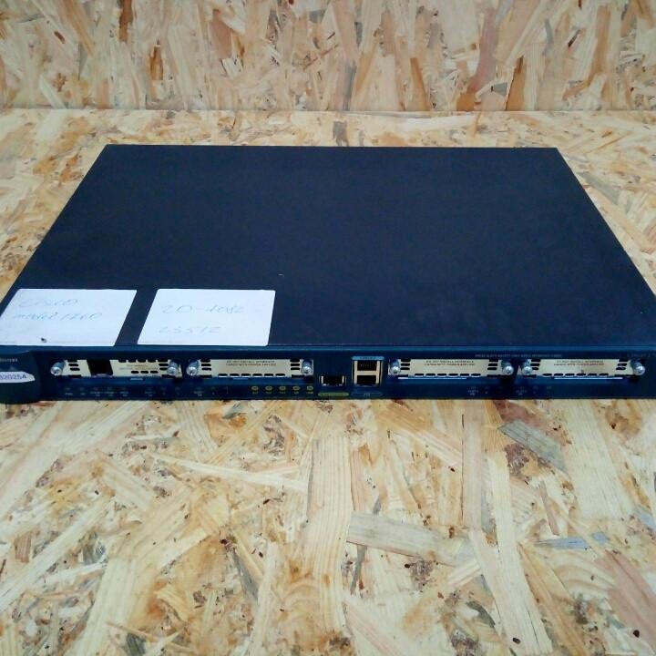 Сетевой коммутатор Cisco model 1760 Модульный маршрутизатор доступа