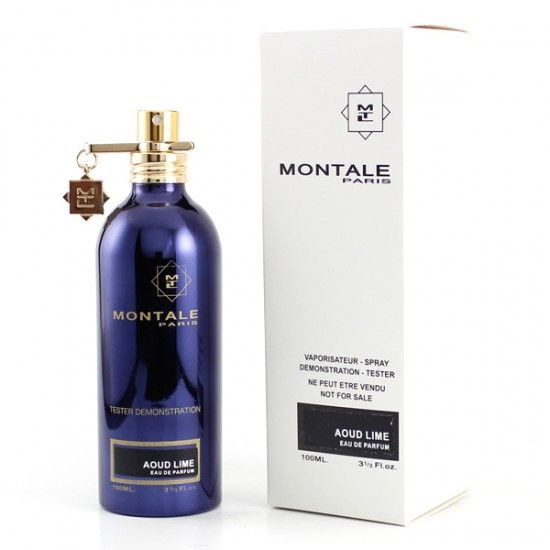 Тестер Montale Aoud Lime 100мл ( Монталь Ауд Лайм) унисекс