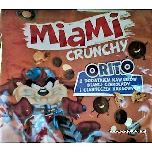 Мюсли Miami Crunchy Orito 300г