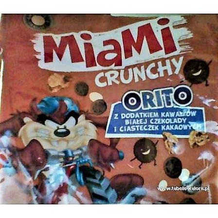 Мюсли Miami Crunchy Orito 300г, фото 2