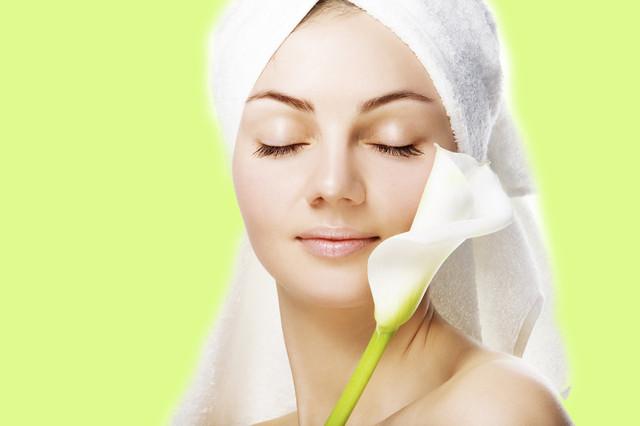 Натуральная косметика White Mandarin уход за кожей лица
