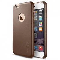Чехол Spigen для iPhone 6s / 6 Leather Fit, фото 1
