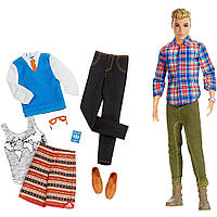 Игровой набор Барби Модный Кен