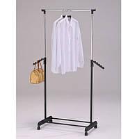 Стойка для одежды одинарная передвижная 4395
