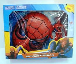 Набор игровой Супергерой+маска Человек Паук