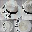 Летняя шляпа панама New York, фото 3