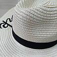 Летняя шляпа панама New York, фото 4