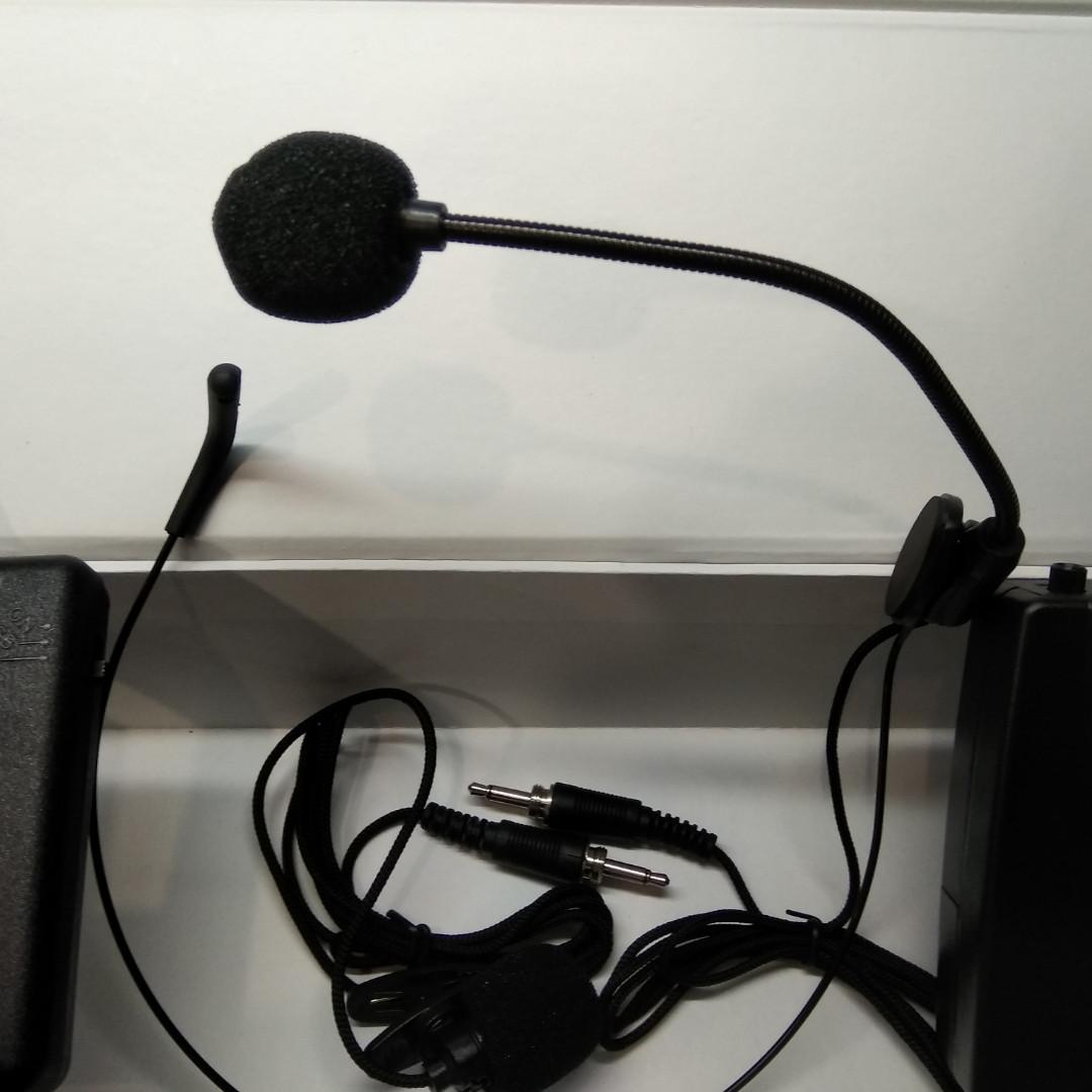 Радиомикрофон, микрофон прищепка DM192B