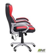 Кресло компьютерное Малибу ( Malibu ) с массажем (с доставкой), фото 3