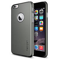 Чехол Spigen для iPhone 6s / 6 Thin Fit A, Gunmetal, фото 1