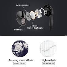 Стерео Bluetooth наушники Mijiaer с микрофоном, фото 3