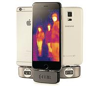 Портативный тепловизор Flir One Pro для смартфонов и планшетов. Совместим с Android и iOS