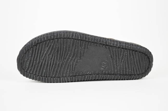 Серо-коричневые мужские тапочки Inblu 283V, фото 2