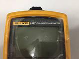 Мультиметр - мегомметр Б/у Fluke 1587 (+ измеритель изоляции), фото 2