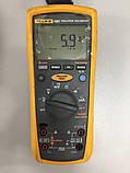 Мультиметр - мегомметр Б/у Fluke 1587 (+ измеритель изоляции), фото 4