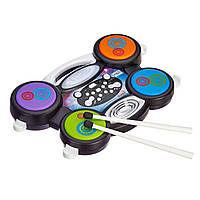 Детская музыкальная студия с электронными барабанами Simba 6835639