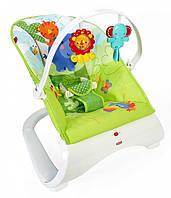 Массажное кресло Тропические друзья Fisher-Price