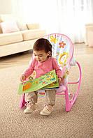 Массажное кресло-качалка Банни до 18 кг Fisher-Price