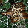 Новогоднее украшение «Хрюшка »8шт