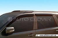 Auto Clover Дефлекторы окон на KIA MOHAVE '08- (накладные)