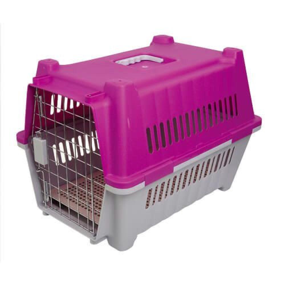 AnimАll переноска для собак с колесами 70х49х56см