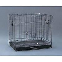 Tesoro (Тесоро) клетка для собак, металлическая 510К