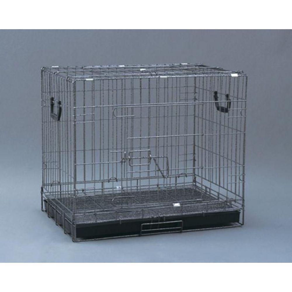 Tesoro (Тесоро) клетка для собак, металлическая, 509K