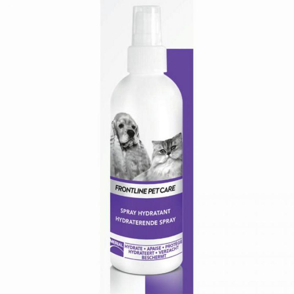 Boehringer Ingelheim Frontline (Фронтлайн) Pet Care увлажняющий спрей для шерсти, 100 мл.