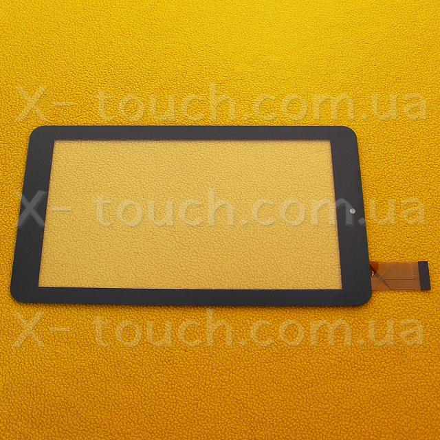 Тачскрин, сенсор ZLD070038MQ72-F-A для планшета, белого цвета