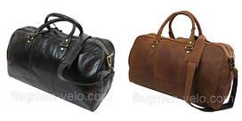 Дорожные и спортивные сумки кожаные