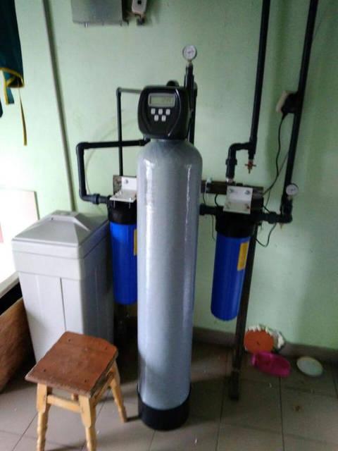 Водоочистка для коттеджа в Мотовиловке -1