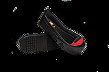 Антискользящая накладка на обувь с защитным ударосткойким подноском и антипрокольной кевларной стелькой, фото 2