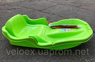 Санки Marmat Speed Bob зеленые