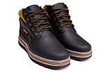 Мужские кожаные зимние ботинки Walker New Seazone, фото 4