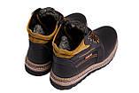 Мужские кожаные зимние ботинки Walker New Seazone, фото 6