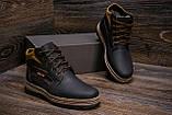 Мужские кожаные зимние ботинки Walker New Seazone, фото 7