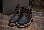 Мужские кожаные зимние ботинки Walker New Seazone, фото 8