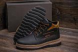 Мужские кожаные зимние ботинки Walker New Seazone, фото 9