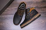 Мужские кожаные зимние ботинки Walker New Seazone, фото 10