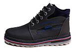 Мужские кожаные зимние ботинки Walker Seazone Blue Line, фото 2