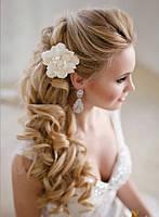 Топ свадебных причёсок 2019