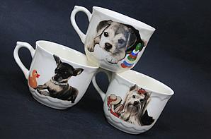 """Чашка Одесса ,,Собаки"""" 220 мл"""