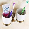 Стакан-подставка для зубных щеток 6-101
