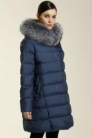 Veralba-зима 96 чернобурка, синий