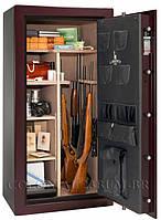 Сейф оружейный элитный, Liberty Franklin 25-BUG-BRASS E LOCK