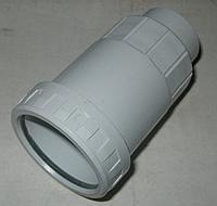 Муфта GS40 Диам., жестк./армир. трубы 40/32 мм код 55040